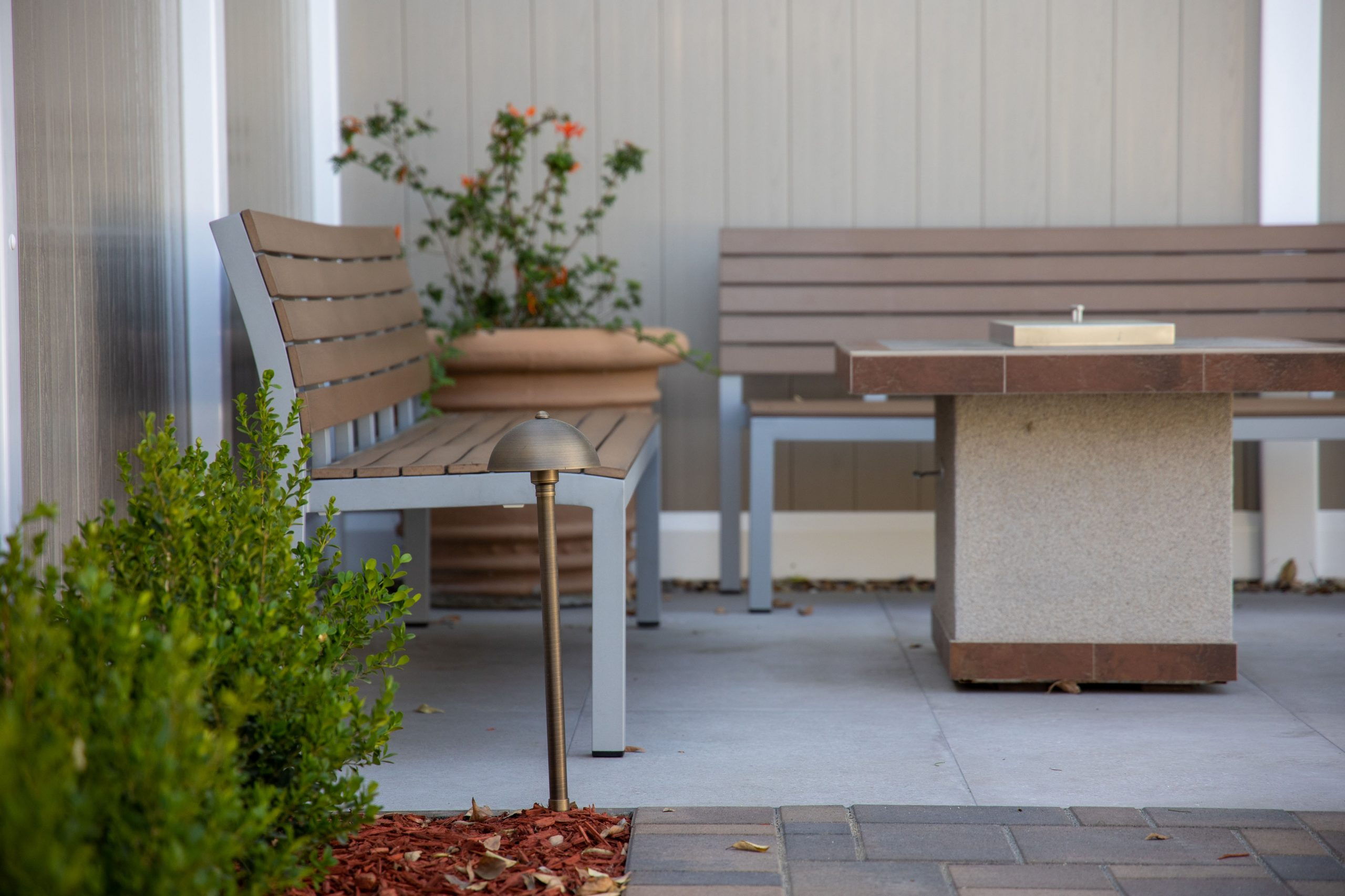 Fire Table Seating